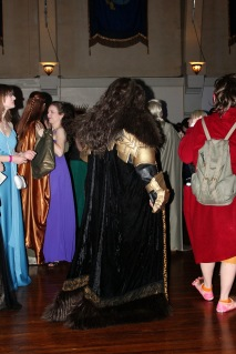 Great Dwarf cosplay at the One Last Party