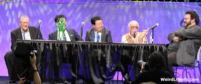 Stan Lee panel  - Stan Lee\'s Comikaze Expo 2015