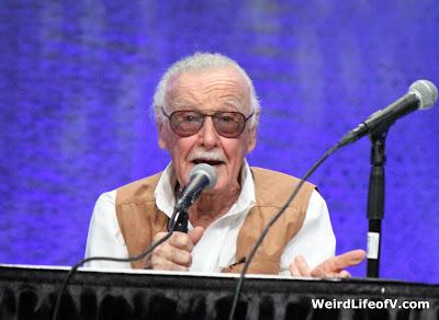 Stan Lee  - Stan Lee\'s Comikaze Expo 2015