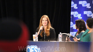 Rebecca Mader - Heroes and Villains Fan Fest San Jose 2015