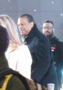 Billy Dee Williams - Star Wars: The Force Awakens premiere