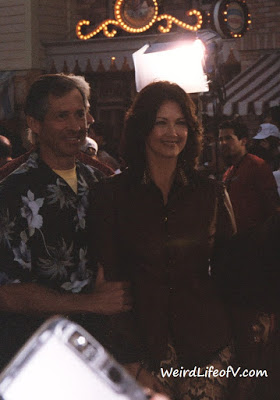 Lynda Carter at the Pirates of the Caribbean premiere