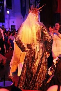 Fantastic Thranduil cosplay at the One Last Party