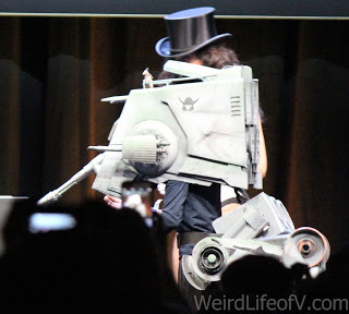 at-st walker cosplay
