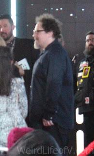 Jon Favreau - Star Wars: The Force Awakens premiere