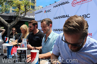 Hannibal Signing