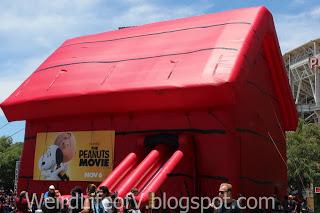 The Peanuts Movie interactive