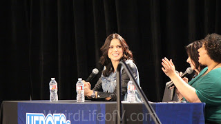 Lana Parrilla - Heroes and Villains Fan Fest San Jose 2015