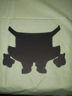 Cut overalls