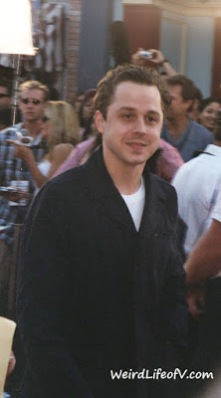 Giovanni Ribisi at the Pirates of the Caribbean premiere