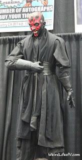 Darth Maul statuette