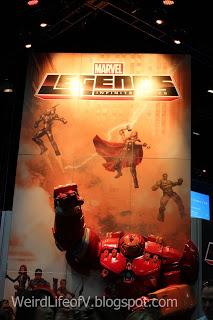 Hulk Buster Iron Man - San Diego Comic Con 2015.