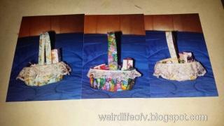 Easter baskets circa 1990s