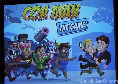 Con Man Series panel at LBCC 2016