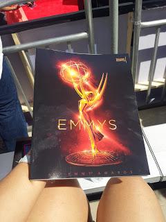Complimentary Emmy Awards programs