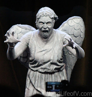 Doctor Who Weeping Angel Cosplay