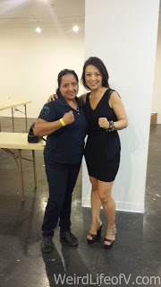 Me with Ming-Na Wen