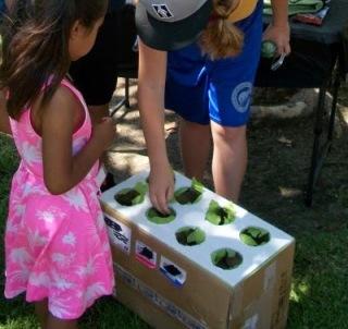 DIY Hulk smash prize box