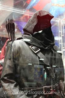 Ra\'s Al Ghul (CW Arrow) costume display