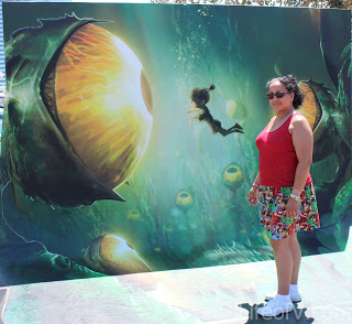Kubo and the Two Strings photo op