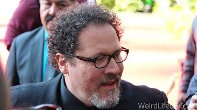 Director, Jon Favreau