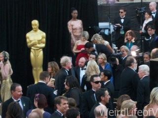 Oscars 2013 Fan Experience: Celebrities