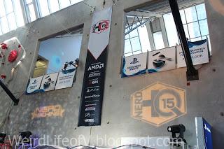 Inside Nerd HQ 2015 -  Outside  San Diego Comic Con 2015