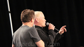 John Barrowman and Neal McDonough