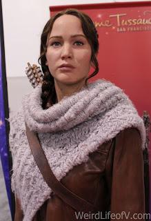Madame Tussaud\'s Katniss Everdeen