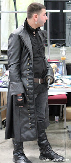 Captain Hook (Once Upon a Time) cosplay