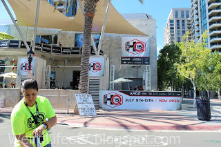 Nerd HQ at the Children\'s Museum - Outside San Diego Comic Con 2015