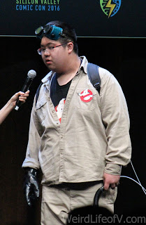 Ghostbuster Cosplay