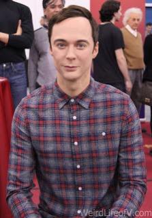 Madame Tussaud\'s Sheldon Cooper