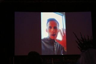 Video message from Adam Brown