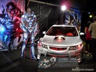 Cyborg Car