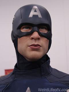 Madame Tussaud\'s Captain America
