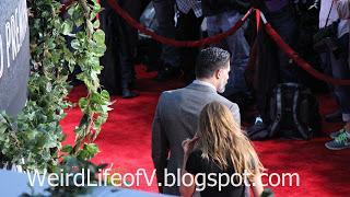 Joe Manganiello and Sofia Vergara - Jurassic World Premiere