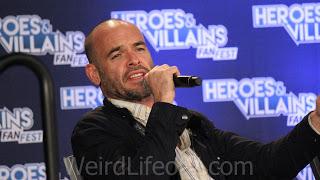 Paul Blackthorne - Heroes and Villains Fan Fest San Jose 2015