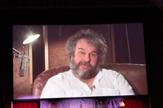 Video message from Peter Jackson