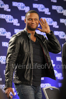 David Ramsey doesn\'t think the crowd is loud enough